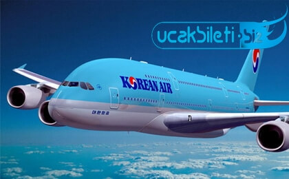 korean air yurtici ucak bileti